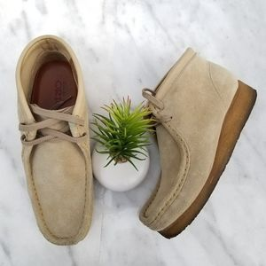 Clarks Originals Wallabee Chukka Ankle Desert Boot